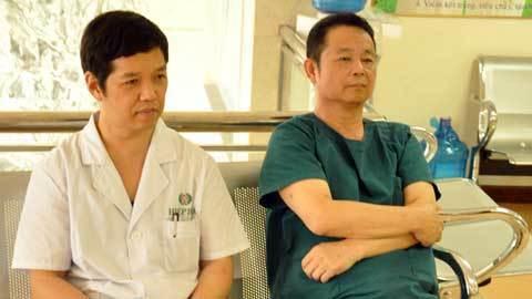 Bác sĩ Trung Quốc, hoạt động chui, TP.HCM