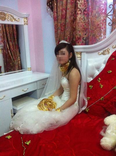 đám cưới, Lạng Sơn, vàng, cộng đồng mạng