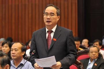 Bộ chính trị, Nguyễn Thiện Nhân, Nguyễn Thị Kim Ngân