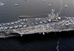 Xem 'hàng không mẫu hạm không bao giờ chìm' của Mỹ