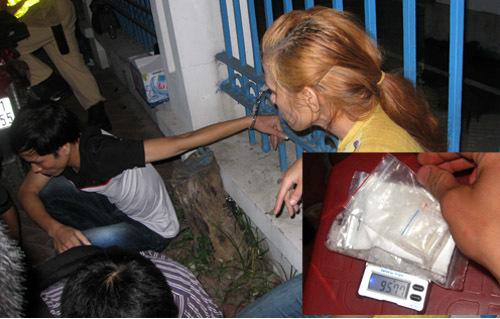 141. ma túy, công an Hà Nội