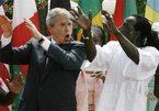 """Những bức ảnh """"chỉ có ở Tổng thống Bush"""""""