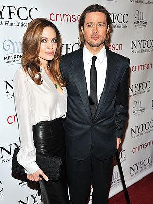Brad Pitt: Angelina Jolie thật dũng cảm