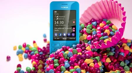 Nokia 206,phong cách smartphone | DCmobile.vn