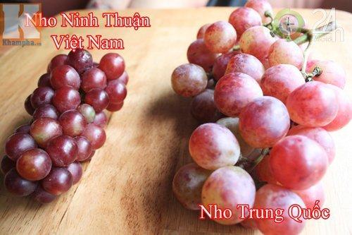 rau quả, rau Trung Quốc