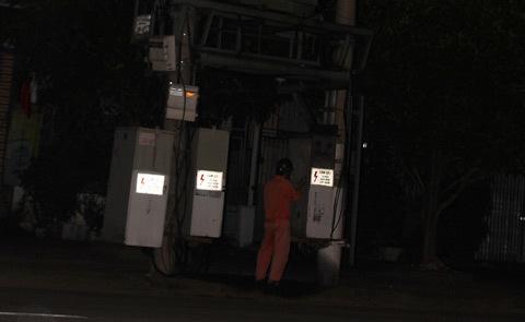 Nhật ký, mất điện, gần 40 độ, Hà Tĩnh