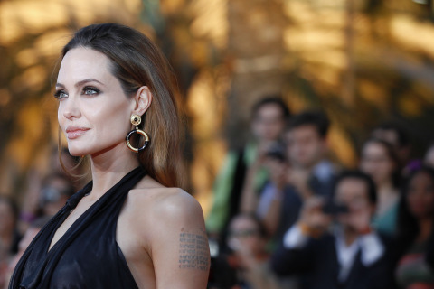 Angelina Jolie đã giữ bí mật thế nào?