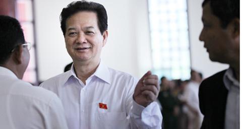 Thủ tướng báo cáo công tác trước dân