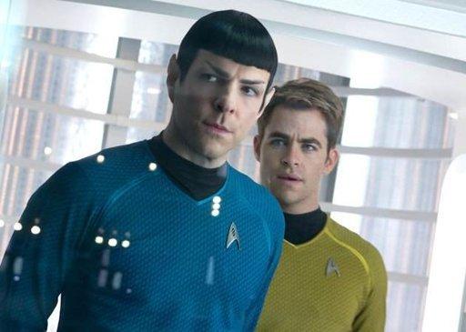 Thu tỉ đô, 'Người Sắt 3' mất ngôi đầu về tay 'Star Trek'