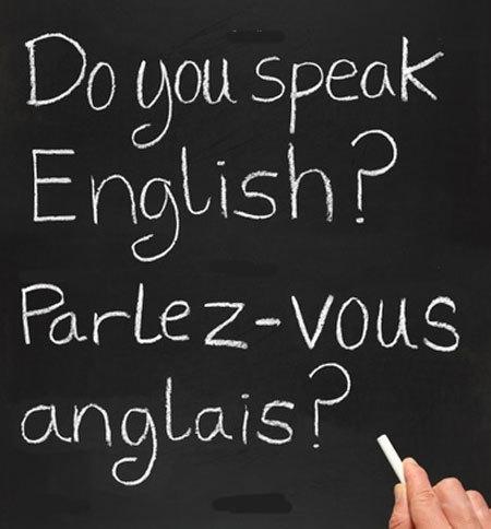 Trí thức Pháp nổi giận vì tiếng Anh