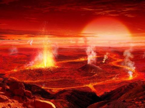 Những hành tinh đáng sợ nhất trong vũ trụ