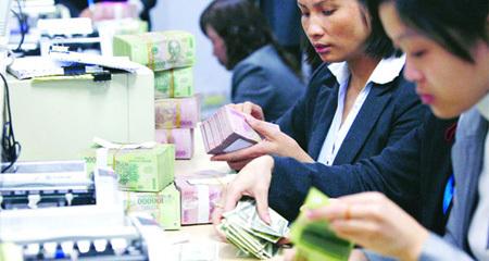 lãi suất, nợ xấu, chênh lệch, lạm phát, chính sách tiền tệ