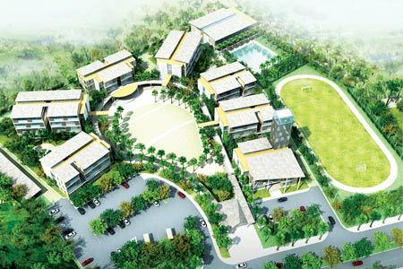 Trường Đoàn Thị Điểm mở cơ sở mới tại Ecopark