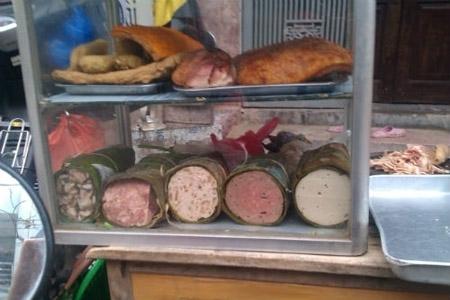 Chiêu chế biến thịt lợn thối ở Việt Nam