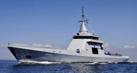 tuần dương hạm, Pháp, hải quân
