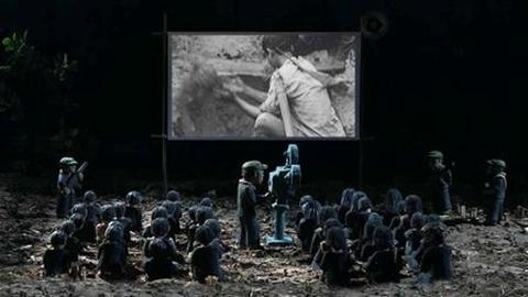 Pol Pot, diệt chủng, Rithy Panh, tài liệu, Campuchia, người tị nạn