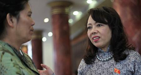 bộ y tế, giảm tải, chuyển tuyến, Nguyễn Thị Kim Tiến, bộ trưởng y tế
