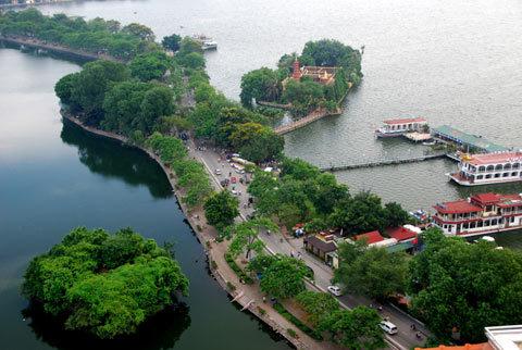 Những điểm hóng mát cực hấp dẫn ở Hà Nội