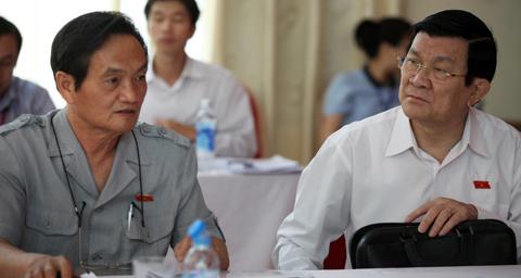 hiến pháp, Phan Trung Lý, tên nước