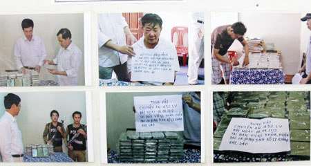 Bí mật chuyên án bắt Xiêng Phênh