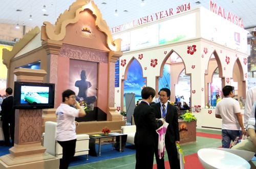 quảng bá, xúc tiến du lịch, Tổng cục Du lịch, thị thực, khách quốc tế, thị trường trọng điểm, ngân sách, Phật Sơn, ITB