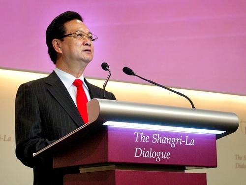 thủ tướng, singapore, nguyễn tấn dũng