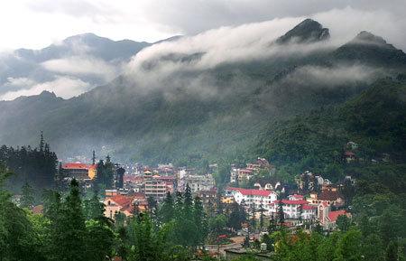 du lịch, miền núi, Sa Pa, Đà Lạt