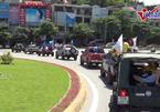 Dàn xe địa hình 'khủng' dạo phố biển Hạ Long