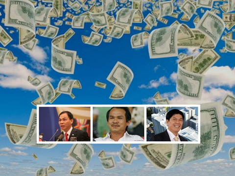 Tháng 5: Dính scandal đại gia Việt vẫn bỏ túi tiền tỷ