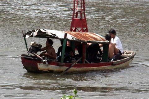 cứu nạn, ông Ba Chúc, cầu Bình Lợi, sông Sài Gòn, ghe nhỏ
