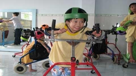 UNICEF, khuyết tật, trẻ em, xương thủy tinh, Nguyễn Phương Anh