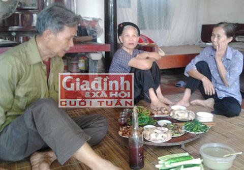 chung chồng, 2 bà, 1 ông, 2 vợ, Tam Nông, Phú Thọ, chị chồng, em dâu