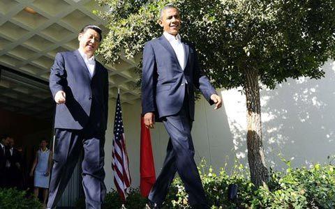 Mỹ, Trung Quốc, Obama, Tập Cận Bình