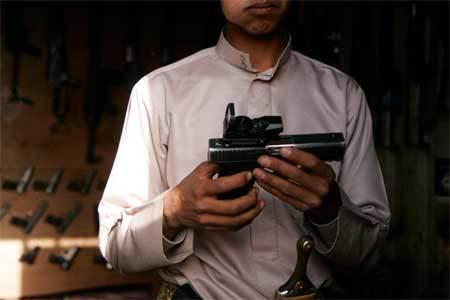 Tiêu điểm - Đi chợ vũ khí ở quốc gia vũ trang tới tận răng (Hình 4).