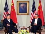 Thượng đỉnh Mỹ - Trung: Lòng vả cũng như lòng sung
