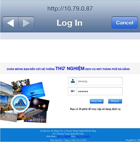 Đà Nẵng, Wi-Fi, miễn phí, du khách