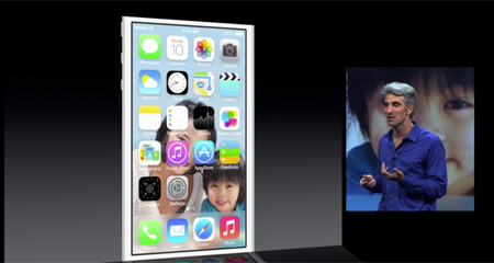 iOS 7, iPhone, iPad, Apple, WWDC 2013