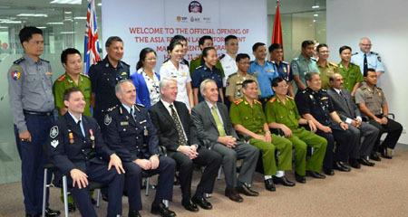 Australia hỗ trợ VN đào tạo hơn 200 cảnh sát