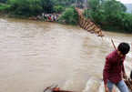 Hiện trường vụ sập cầu làm 19 người bị thương