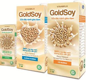 dinh dưỡng, cao tuổi, sữa đậu nành, siêu thực phẩm, GoldSoy