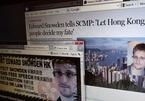 Mỹ nghi Edward Snowden là gián điệp hai mang của TQ