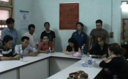 Chuyên án xóa tổ hợp mại dâm trăm đô ở Sài Gòn