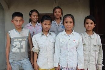 học sinh, cứu 5 bạn, đuối nước, THCS, Nghệ An