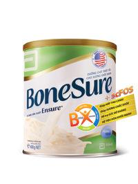 lãng xương, canxi, dưỡng chất
