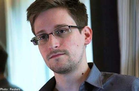 Edward Snowden 'tẩu thoát' sang Moscow