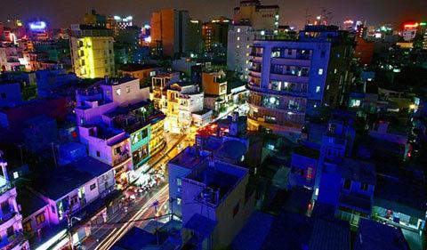 Đêm không ngủ ở 'Phố Tây' Sài Gòn