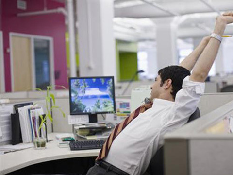 """Dân văn phòng: Càng ngồi lâu càng nhanh gặp """"thần chết"""""""