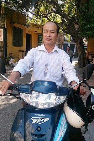 ước mơ, đại học, tuyển sinh, người cha, Hà Nội
