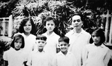 Đại tướng Võ Nguyên Giáp, gia đình, GS Võ Hồng Anh