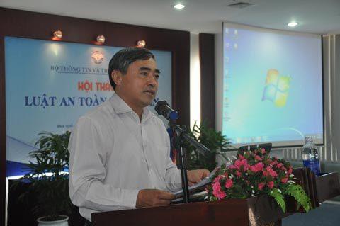 luật an toàn thông tin, Bộ TT&TT, Đà Nẵng, hội thảo, an ninh quốc phòng, tội phạm